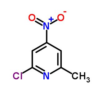 79055-51-9 2-chloro-6-methyl-4-nitropyridine
