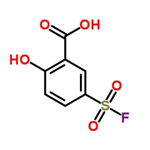 400-96-4 5-(fluorosulfonyl)-2-hydroxybenzoic acid