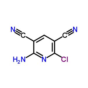 51768-01-5 2-amino-6-chloropyridine-3,5-dicarbonitrile