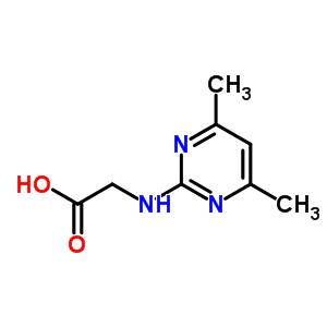 55684-37-2 N-(4,6-dimethylpyrimidin-2-yl)glycine