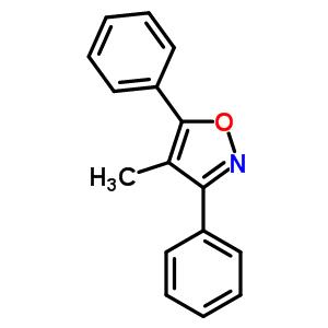 10557-77-4 4-methyl-3,5-diphenyl-1,2-oxazole