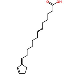 502-31-8 13-(cyclopent-2-en-1-yl)tridec-6-enoic acid