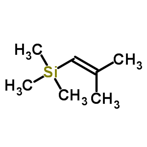 18292-39-2 trimethyl(2-methylprop-1-en-1-yl)silane