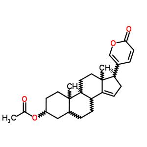 22612-50-6 3-(acetyloxy)bufa-14,20,22-trienolide