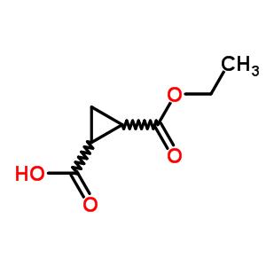 31420-66-3 2-(ethoxycarbonyl)cyclopropanecarboxylic acid
