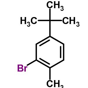 61024-94-0 2-bromo-4-tert-butyl-1-methylbenzene