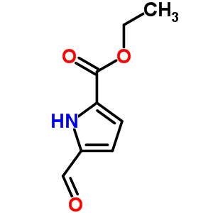 7126-50-3 ethyl 5-formyl-1H-pyrrole-2-carboxylate