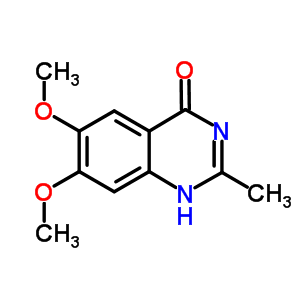 35241-23-7 6,7-dimethoxy-2-methylquinazolin-4(1H)-one