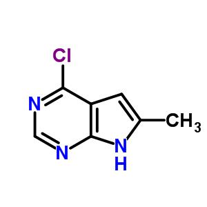 35808-68-5 4-chloro-6-methyl-7H-pyrrolo[2,3-d]pyrimidine
