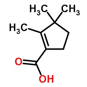 5587-63-3 2,3,3-trimethylcyclopent-1-ene-1-carboxylic acid