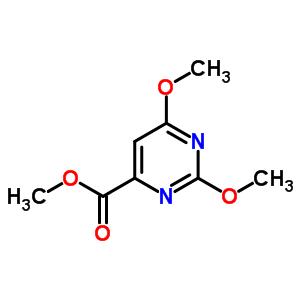 2,6-二甲氧基嘧啶-4-羧酸甲酯 55878-45-0