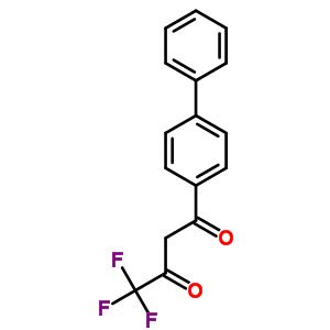 581-83-9 1-(biphenyl-4-yl)-4,4,4-trifluorobutane-1,3-dione