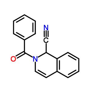 844-25-7 2-benzoyl-1,2-dihydroisoquinoline-1-carbonitrile