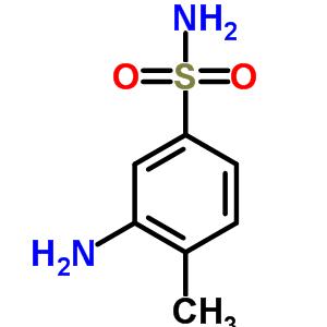 6274-28-8 3-amino-4-methylbenzenesulfonamide