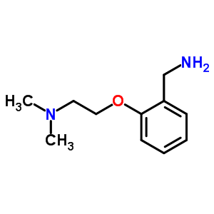 91215-97-3 2-[2-(aminomethyl)phenoxy]-N,N-dimethylethanamine