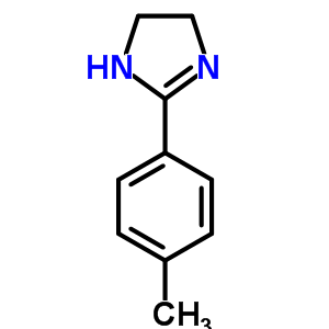 13623-58-0 2-(4-methylphenyl)-4,5-dihydro-1H-imidazole