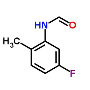 N-(5-Fluoro-2-methyl-phenyl)-formamide 366-48-3
