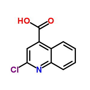 2-Chloroquinoline-4-carboxylic acid 5467-57-2