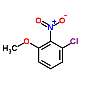5472-99-1 1-chloro-3-methoxy-2-nitrobenzene