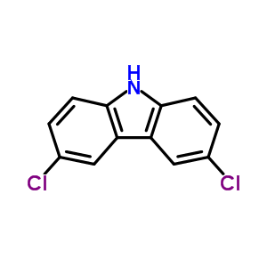 5599-71-3 3,6-dichloro-9H-carbazole