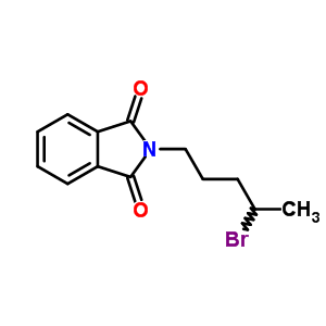 59353-62-7 2-(4-bromopentyl)-1H-isoindole-1,3(2H)-dione