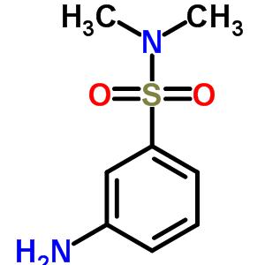 6274-18-6 3-amino-N,N-dimethylbenzenesulfonamide
