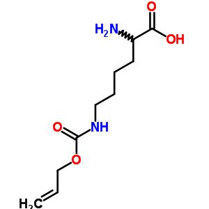 6298-03-9 N~6~-[(prop-2-en-1-yloxy)carbonyl]lysine