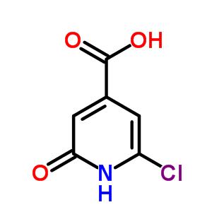2-氯-6-羟基甲氧基异烟酸 6313-51-5;959244-16-7
