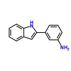 3-(1h-吲哚-2-基)苯胺 6318-72-5;97759-90-5