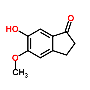 90843-62-2 6-hydroxy-5-methoxy-2,3-dihydro-1H-inden-1-one