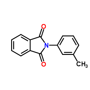 2314-76-3 2-(3-methylphenyl)-1H-isoindole-1,3(2H)-dione
