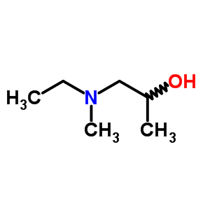 5464-15-3 1-[ethyl(methyl)amino]propan-2-ol
