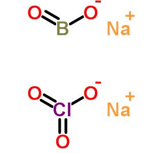 52623-84-4 disodium oxido-oxo-borane chlorate