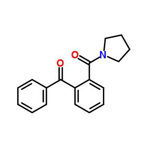31802-13-8 (2-benzoylphenyl)(pyrrolidin-1-yl)methanone