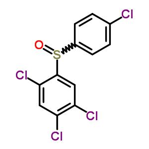35850-29-4 1,2,4-trichloro-5-[(4-chlorophenyl)sulfinyl]benzene