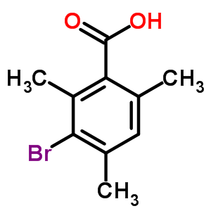 5333-13-1 3-bromo-2,4,6-trimethylbenzoic acid