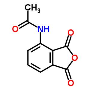 6296-53-3 N-(1,3-Dioxo-1,3-dihydro-2-benzofuran-4-yl)acetamide