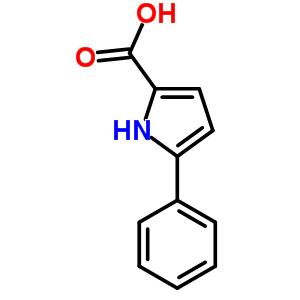 6636-06-2 5-Phenyl-1H-pyrrole-2-carboxylic acid