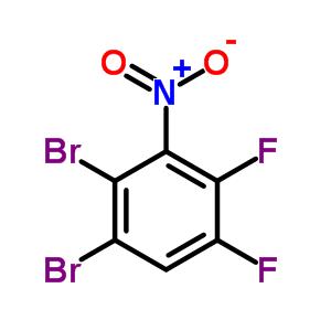 1481-57-8 1,2-dibromo-4,5-difluoro-3-nitrobenzene