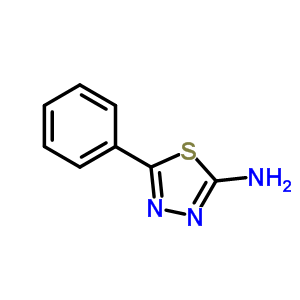 2002-03-1;312619-47-9 5-phenyl-1,3,4-thiadiazol-2-amine