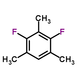 392-61-0;79348-72-4 2,4-difluoro-1,3,5-trimethylbenzene