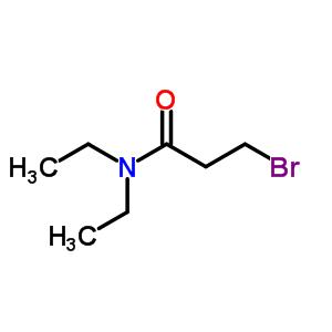5437-82-1 3-bromo-N,N-diethylpropanamide
