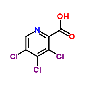 5439-04-3 3,4,5-trichloropyridine-2-carboxylic acid