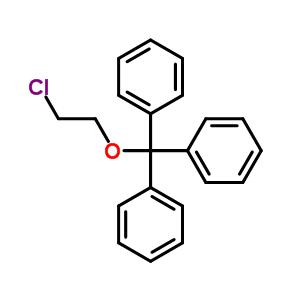 2-ChloroEthylTriPhenylMethyl Ether 1235-23-0