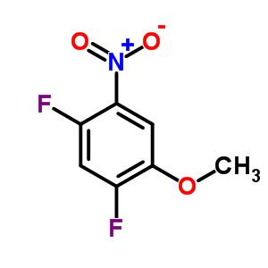 179011-39-3 1,5-Difluoro-2-methoxy-4-nitrobenzene