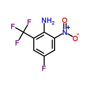 344-29-6 4-fluoro-2-nitro-6-(trifluoromethyl)aniline