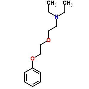 24480-59-9 N,N-diethyl-2-(2-phenoxyethoxy)ethanamine