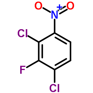393-79-3 1,3-Dichloro-2-fluoro-4-nitrobenzene