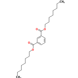 4654-18-6 dioctyl benzene-1,3-dicarboxylate