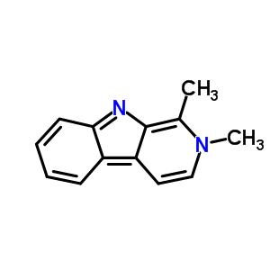 109847-05-4;6801-22-5 1,2-dimethyl-2H-beta-carboline